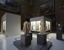 """Présentation temporaire """"COLLECTION DE LA GRÈCE PRÉCLASSIQUE"""", MUSEE DU LOUVRE – 2009"""