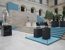 """Exposition """"BRONZES FRANÇAIS"""", MUSÉE DU LOUVRE – 2008"""