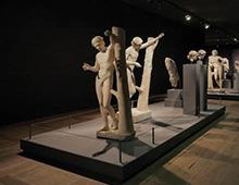 """Exposition """"PRAXITÈLE"""", MUSÉE DU LOUVRE – 2007"""