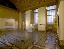 Exposition «LES SCULPTURES DU PARTHENON» MUSEE DU LOUVRE, SALLE DE DIANE – 2007