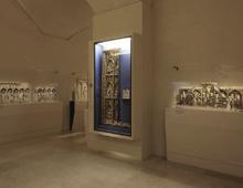 Exposition «LES PREMIERS RETABLES, XIIème-début XVème» MUSEE DU LOUVRE – 2009