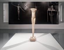 """Exposition """" ALBERTO GIACOMETTI. RETROSPECTIVE"""" – MMVI RABAT – 2016"""