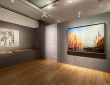 """Exposition """"FELIX ZIEM, J'AI REVE LE BEAU"""", PETIT PALAIS – 2013"""