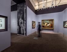 "Exposition ""FRAGONARD AMOUREUX. GALANT ET LIBERTIN"" – MUSEE DU LUXEMBOURG – 2015"