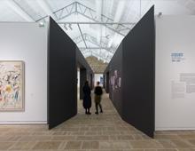 "Exposition "" MITCHELL – RIOPELLE "" – FONDS HELENE ET EDOUARD LECLERC, LANDERNEAU – 2018"